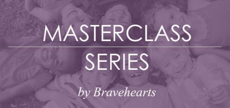 Bravehearts' Masterclass Series Logo